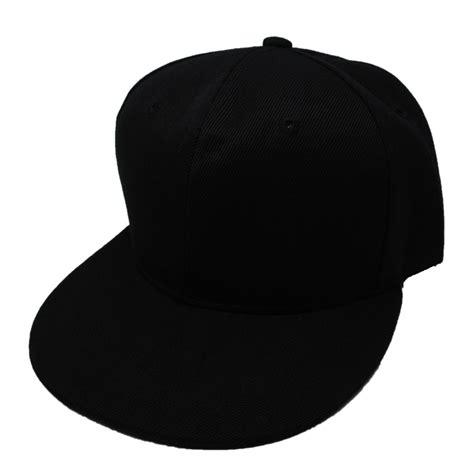 topi snapback sport fashion black jakartanotebook