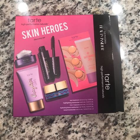 98 tarte other new in box tarte skin heroes discovery set sephora from shannon s closet