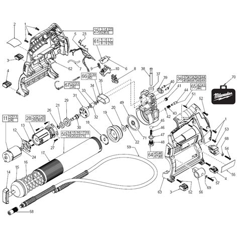 revolver parts diagram airco gun parts breakdown library