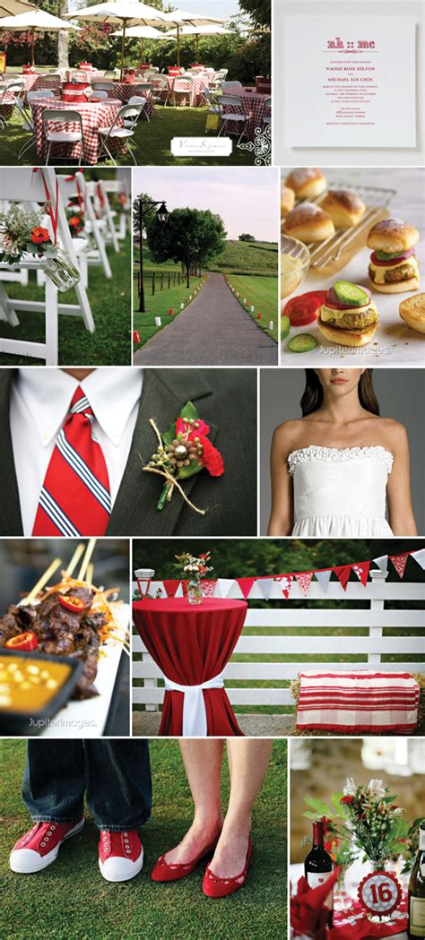 backyard bbq wedding timika s if you 39ve already decided to a