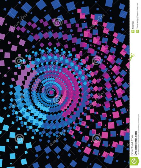 twisted square pattern royalty free stock photo image 38138075 round squares pattern royalty free stock photo image