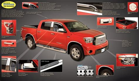 Toyota Part And Accessories Toyota Tundra Chrome Accessories Parts Caridcom Html