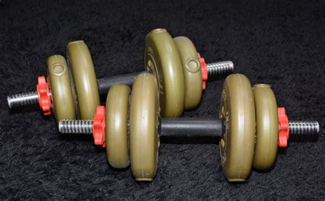 Barbell 3 Kg york barbell weights 4 x 23 kg 4 x 11 kg for sale in lucan