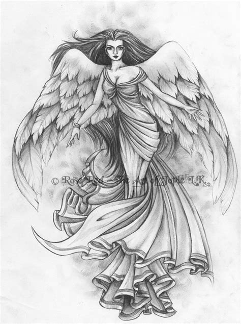 angel tattoo designs for men angels tattoo designs