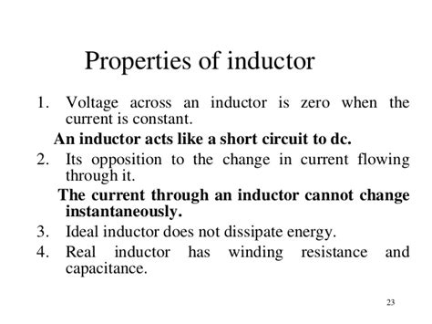 why does an inductor resist change in current why current across inductor cannot change instantaneously 28 images chapter 30 inductance