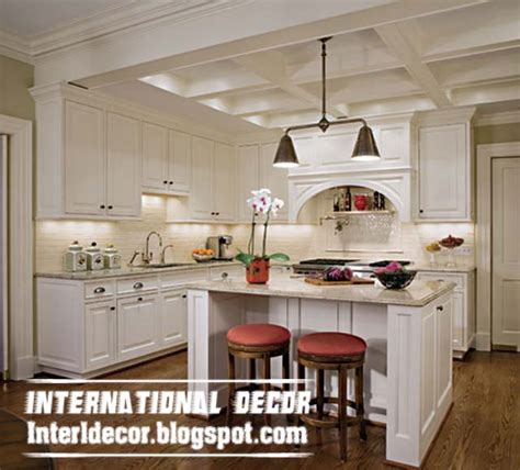 Kitchen Ceiling Ideas by Top Catalog Of Kitchen Ceiling False Designs Part 2