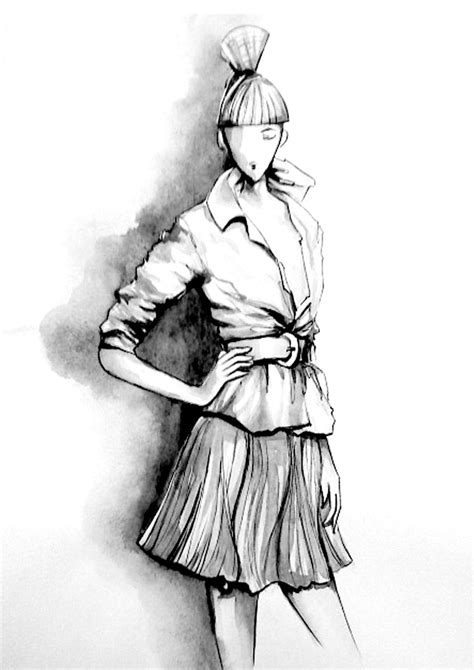 fashion illustration free fashion illustrations by ruohshiang on deviantart