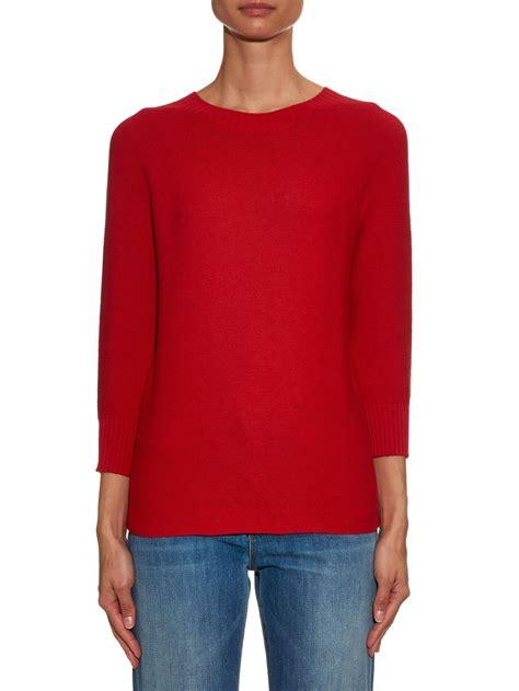 lyst weekend by maxmara avocado sweater in