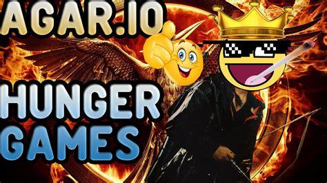 mod hunger games agar io soy el jefe hunger games agar io gameplay youtube