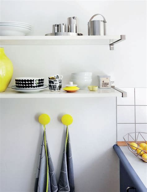yellow and gray kitchen accessories decordots grey and neon yellow