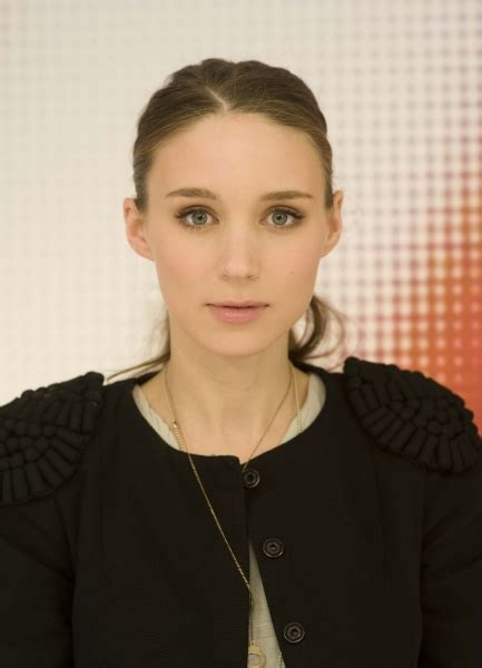 rooney mara girl with the dragon tattoo rooney mara quot the with the quot popcrunch