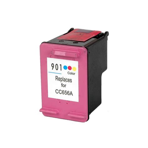 Tinta Hp 18 Color Original comprar cartucho de tinta compatible hp 901xl color 18ml