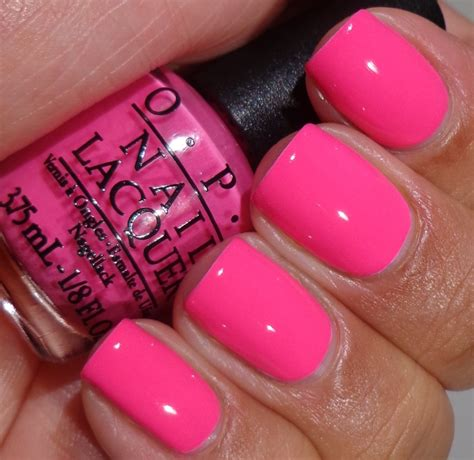 opi pink colors opi neon revolution minis of and lacquer