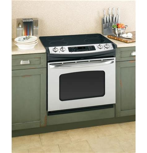 Ge Radiant Cooktop Bray Amp Scarff Appliance Amp Kitchen Specialist