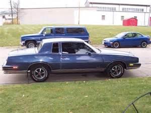 84 Pontiac Grand Prix Sbeva23 1984 Pontiac Grand Prixle Coupe 2d Specs Photos