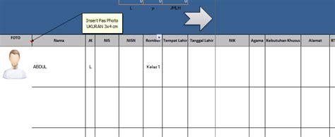 format buku induk siswa sd download aplikasi buku induk siswa sd smp sma terbaru