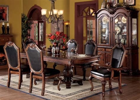 cherry dining room sets traditional dining room home furniture stores kent cheap furniture tacoma lynnwood