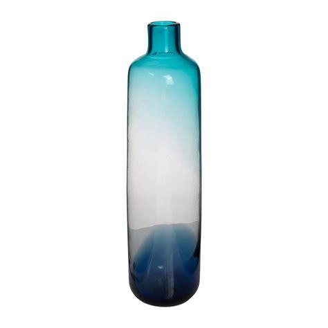 Where To Buy Large Vases Buy Pols Potten Pill Glass Vase Blue Large Amara