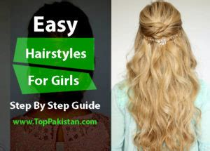 simple wedding hairstyles to do at home braid hairstyle archives top pakistan