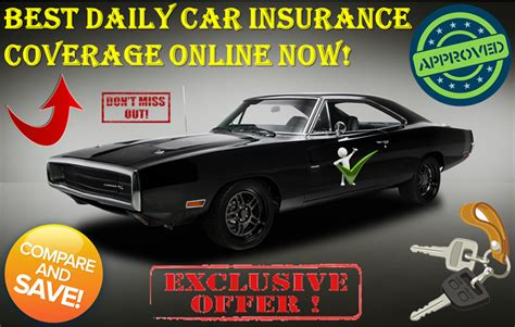 Cheapest Daily Car Insurance Coverage With Low Premium