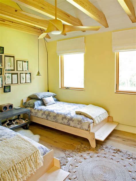 yellow bedroom pictures 15 cheery yellow bedrooms hgtv