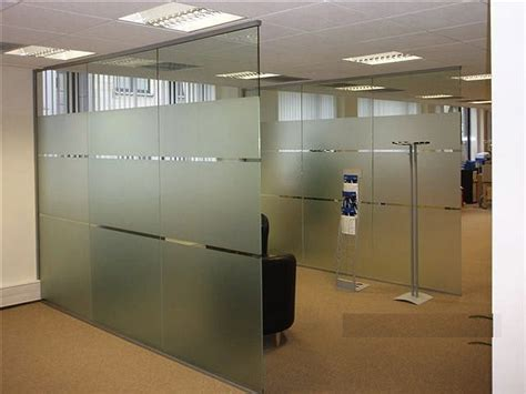Office Partition Walls by Glass Office Partitions In Fairview Nj Glass Service