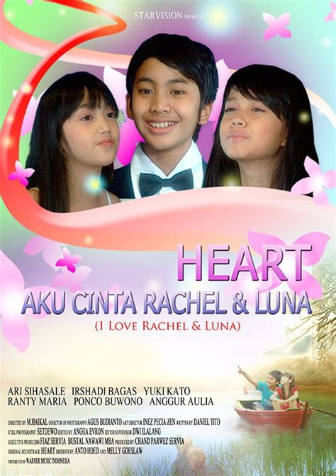 film kabut cinta versi indonesia heart aku cinta rachel dan luna wikipedia bahasa
