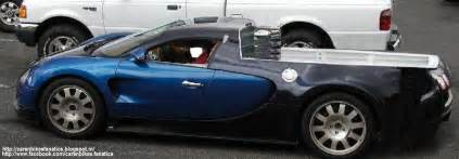 car amp bike fanatics bugatti veyron pick truck