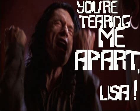 the room you re tearing me apart jimmyfungus funguspiece theater celebrates the 10th anniversary of wiseau s quot the room