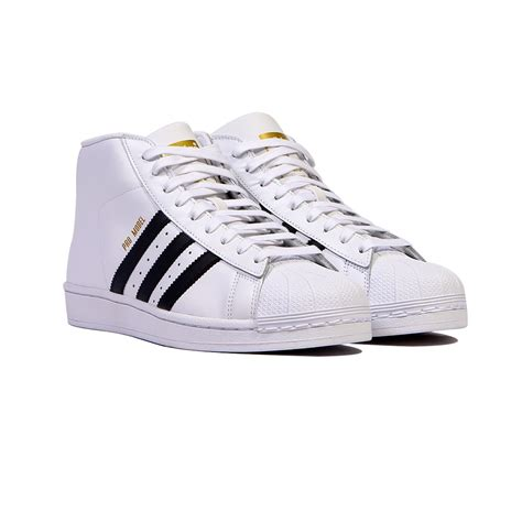 adidas pro model white black s shoes s85956