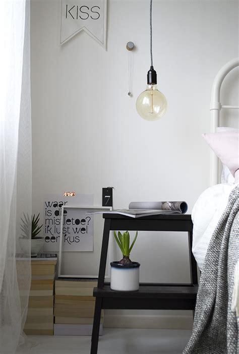 taburete urban ikea urban jungle cosy green bedroom curate