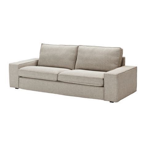 sofa kivik fabric three seater sofas ikea