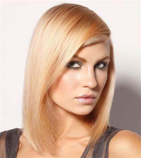 classic sleek lob hairstyle 70 best a line bob haircuts screaming with class and style