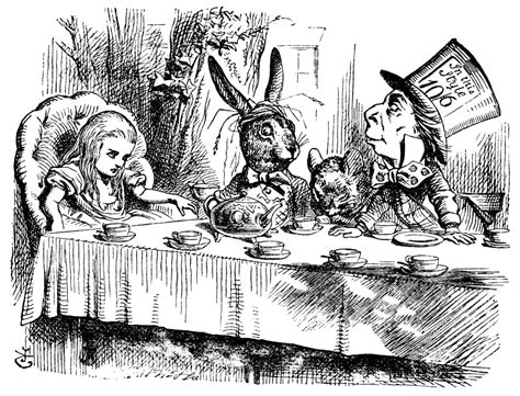 mad hatters and march hares all new stories from the world of lewis carroll s in books 1000 images about tenniel on