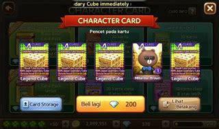Trik Cara Mendapat Legendary Cube Line Let S Get Rich | trik cara mendapat legendary cube line let s get rich