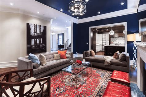 paint color to make ceiling look higher for modern