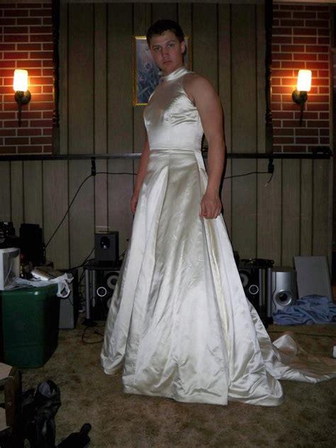 crossdresser wedding dress crossdressing husbands in wedding dresses flower girl