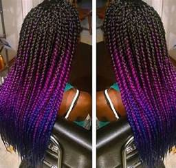 color braiding hair 36 best images about ombre box braids braiding hair on
