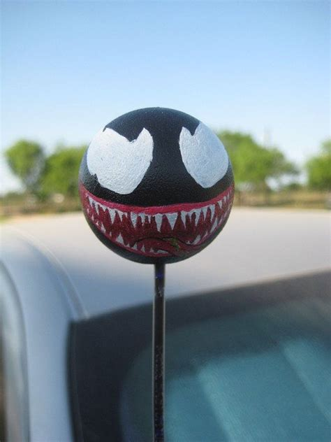 venom car antenna by heroesheadquarters on etsy 7 95 we are venom venom