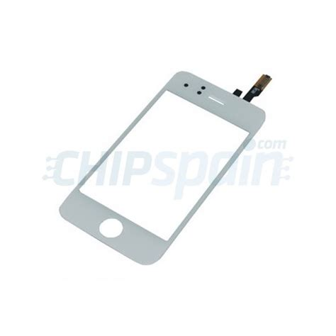 Touchscreen Iphone 3g By Oneparts touch screen for iphone 3g white chipspain