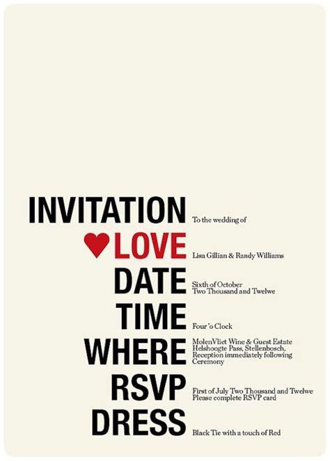 Witzige Hochzeitseinladungen by 54 Best Invitation Ideas Images On Invitation
