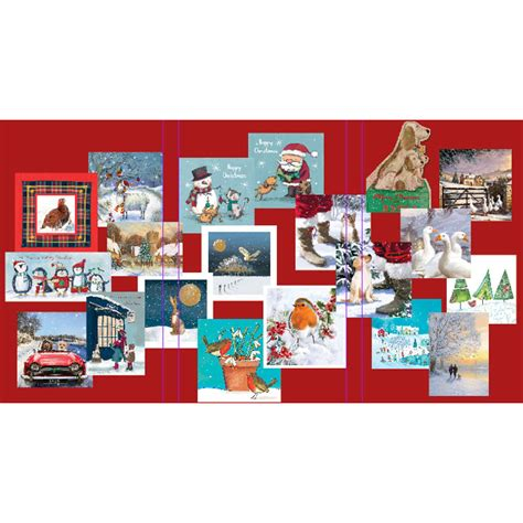 rspca bargain pack christmas cards christmas cards