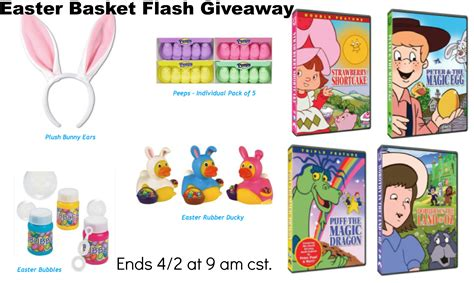 Easter Giveaway - easter flash giveaway reviewz newz