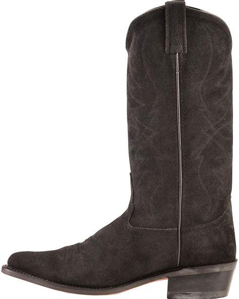 suede cowboy boots west s roughout suede cowboy boot scm7020c ebay