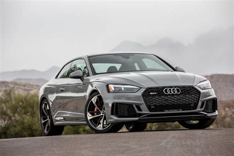 Audi Rs5 Coupe Black by 2018 Audi Rs5 Coupe Priced Just Over 70k In U S