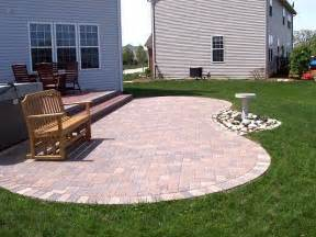 paver patio in lindenhurst il patios hardscapes photo