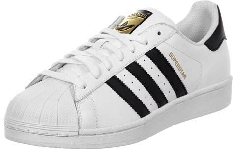 Adidas Superstars adidas superstar j w calzado blanco negro