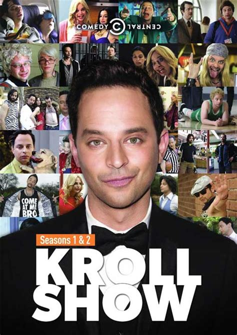 nick kroll show publizity dvd review comedy central s broad city season 1