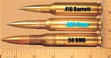 416 Barrett Vs 50 Bmg by 50 Cal 171 Daily Bulletin