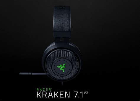 Razer Kraken Chroma 7 1 Headset razer kraken 7 1 chroma v2 usb gaming headset
